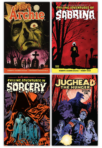 Archie Horror Bundle #2