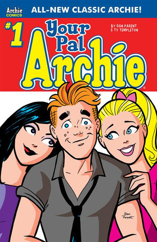 Your Pal Archie #1