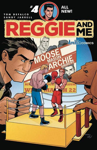 Reggie and Me #4