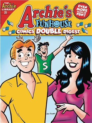 Archie's Funhouse Comics Digest Subscription