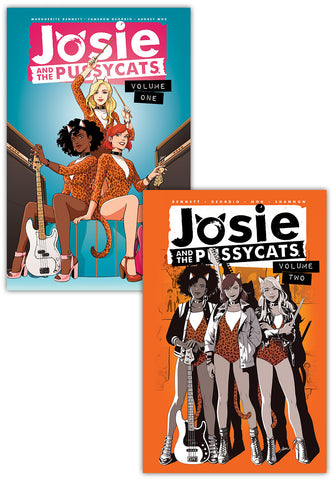Josie Graphic Novel Bundle!
