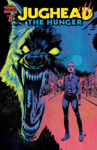 Jughead the Hunger #8