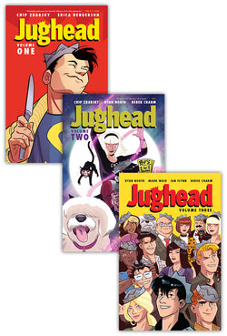 Jughead Graphic Novel Bundle