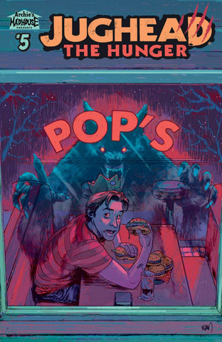 Jughead the Hunger #5