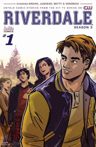 Riverdale Issue #1 Season 3