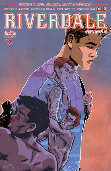 Riverdale Issue #4 Season 3