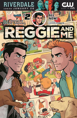 Reggie and Me #2