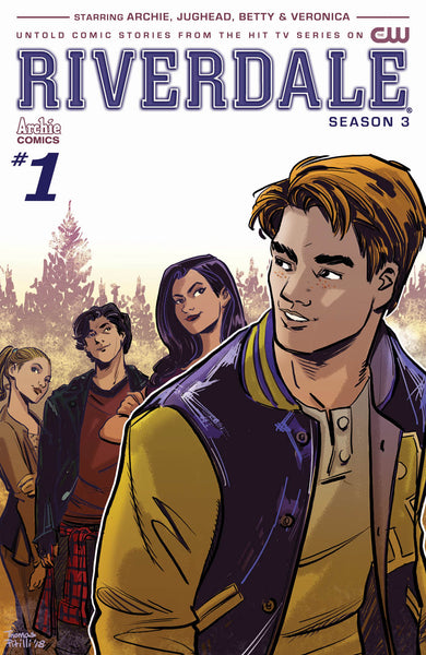 Riverdale Comic Subscription