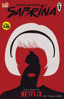 Chilling Adventures of Sabrina #1 - 2nd Print