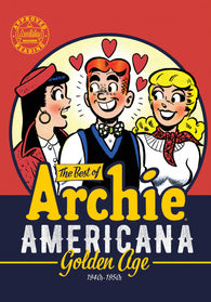 Best of Archie Americana - Golden Age