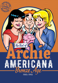 The Best of Archie Americana Bronze - Age
