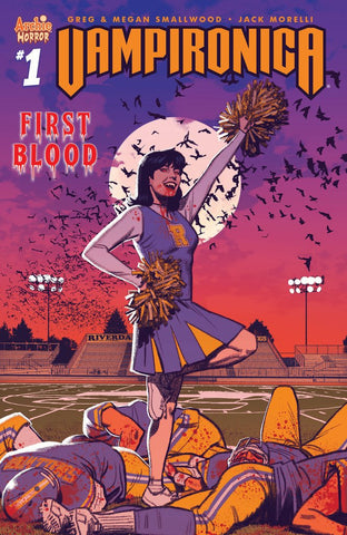 Vampironica: Comic Subscription  - Archie Horror Subscriber Offer!