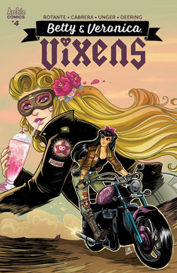 Betty & Veronica: Vixens #4