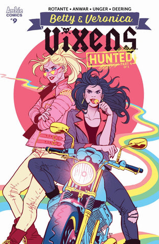 Betty & Veronica: Vixens #9