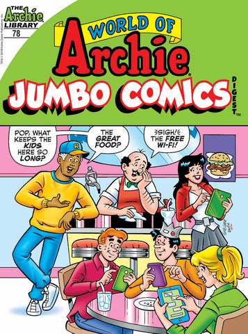 World of Archie Jumbo Comics Digest #78