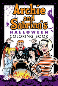 Archie and Sabrina's Halloween Coloring Book