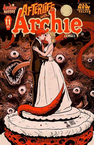 Afterlife With Archie Subscription