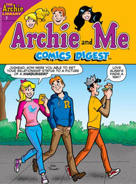 Archie and Me Digest Subscription