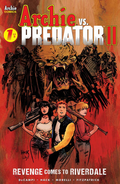 Archie vs Predator 2 Issue #1