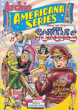 Archie Americana Series Best of the 40s - Book 1