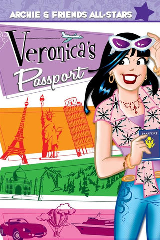 "Archie & Friends All Stars - Volume 1 ""Veronica's Passport"""