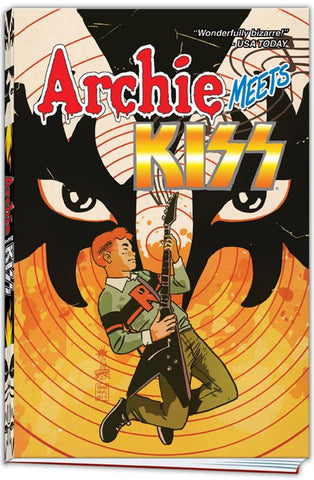 Archie Meets Kiss HC