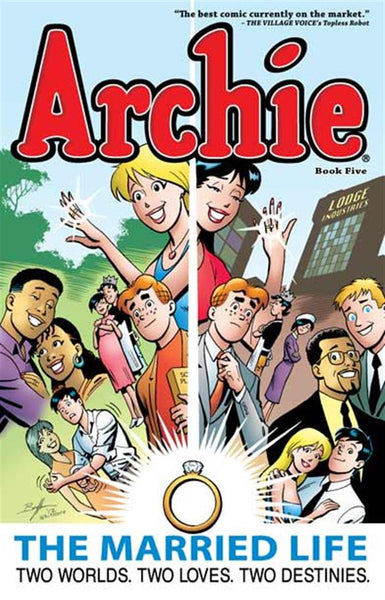 Archie : The Married Life Book 5