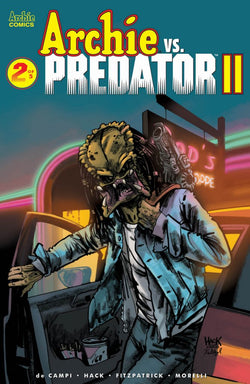 Archie vs Predator 2 Issue #2