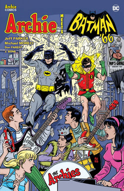 Archie Meets Batman '66 (Flash Sale!)
