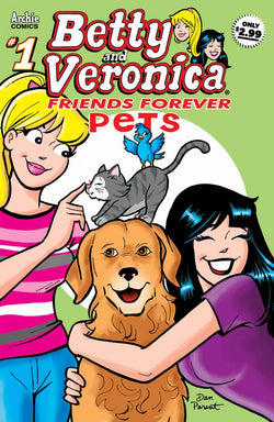 Betty & Veronica Friends Forever #5: Pets