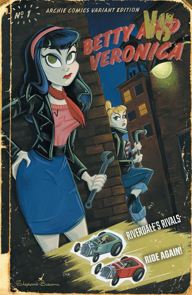 Betty & Veronica #1