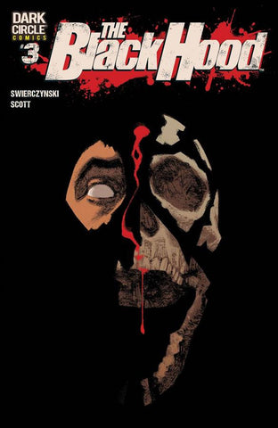 The Black Hood Season 2 #3 Cover A