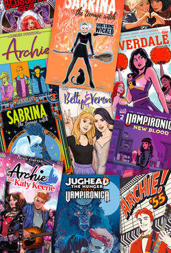 Archie Even More Comics Crate