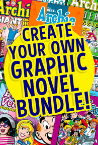 Archie Graphic Novel Create Your Own Bundle