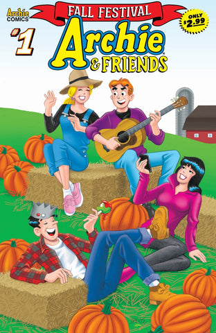 Archie & Friends: Fall Festival #1