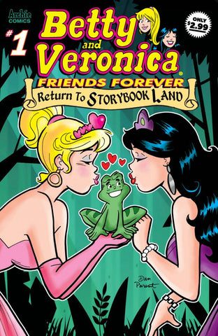 Betty & Veronica Friends Forever #1: Storybook Land