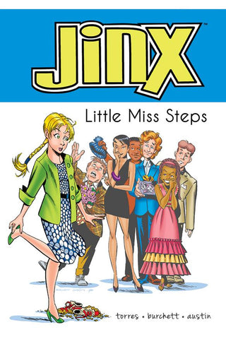 Jinx Little Miss Steps Hard