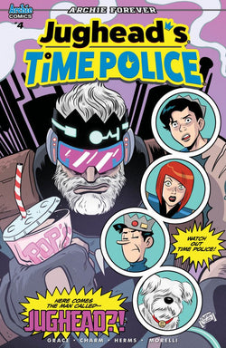 Jugheads Time Police issue #4