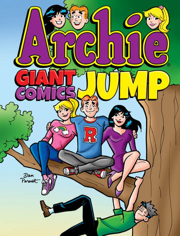 Archie Giant Comic Jump
