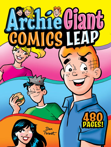 Archie Giant Comic Leap
