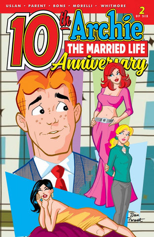 Archie the Married Life - 10th Anniversary Issue #2