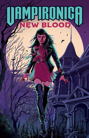 Vampironica New Blood