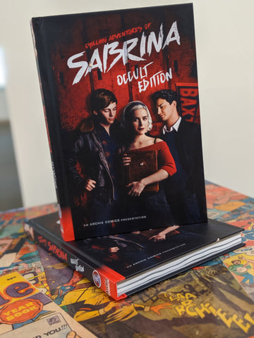 Chilling Adventures of Sabrina Occult Edition Hard Cover