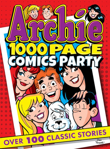 Archie 1000 page Comics Party