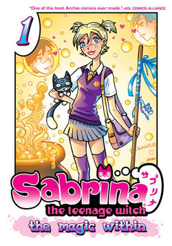 Sabrina the Teenage Witch Magic Within Vol 01