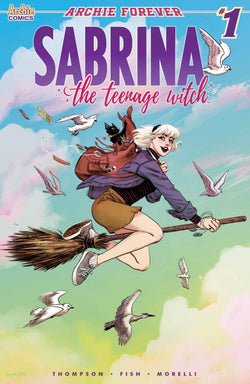 Sabrina the Teenage Witch issue #1