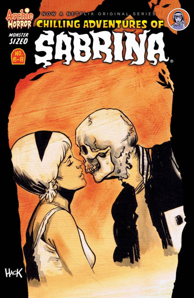 Monster-Size Chilling Adventure Of Sabrina