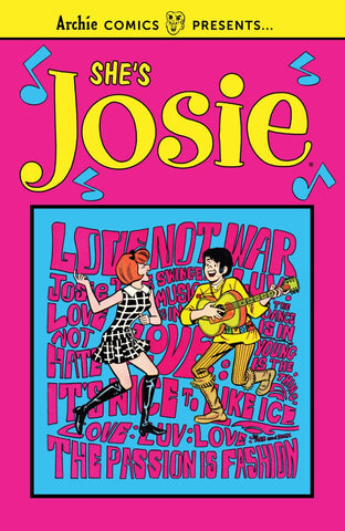 SHE'S JOSIE (New Item)