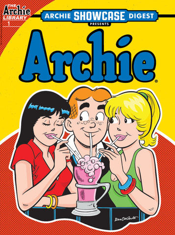 Archie Showcase Digest #1
