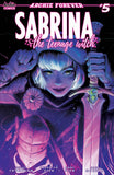 Sabrina the Teenage Witch issue #5